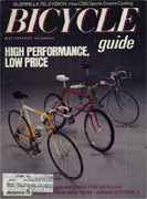Genetic Engineering for Bicycles Bicycle Guide - May 1986