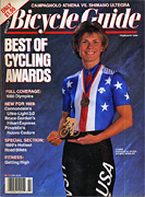 1989's Hottest Road Bikes – Ibis Tandem Bicycle Guide - February 1989