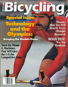 The Stiffest Tandem in Town Bicycling - May 1984
